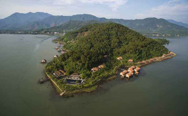 Отель Vedana Lagoon Resort & Spa
