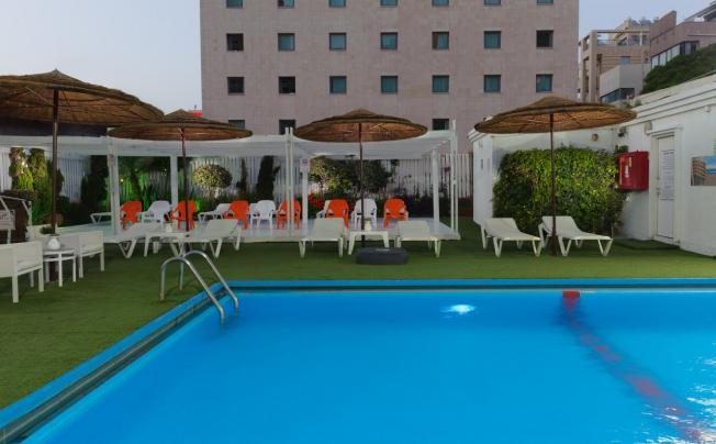 Leonardo Beach Tel Aviv Hotel (ex. Leonardo Hotel Basel)