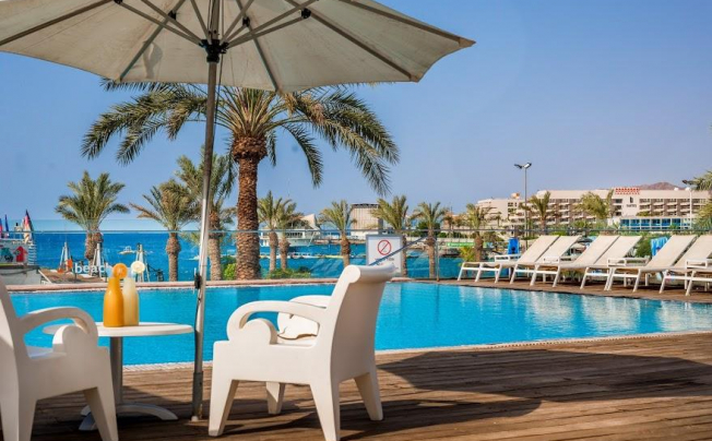 Astral Maris Hotel (ex. Rimonim Galei Eilat; Astral Seaside)