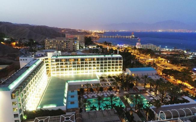 Isrotel Yam Suf Red Sea Hotel (ex. Ambassador Hotel Eilat)