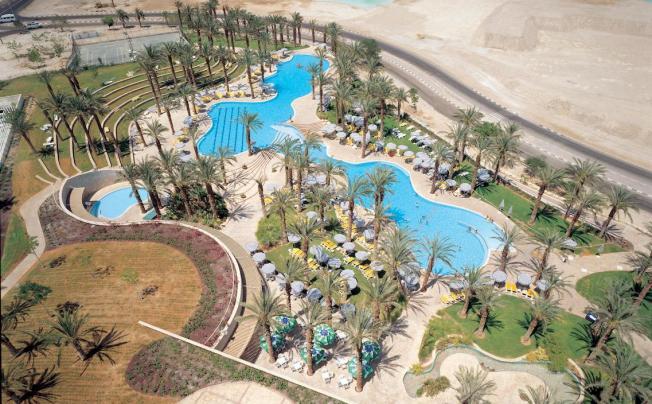 David Dead Sea Resort & Spa (ex. Le Meridien Dead Sea)