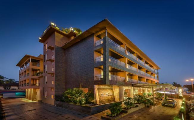 Acacia Hotel & Spa Goa (ex. U Acacia)