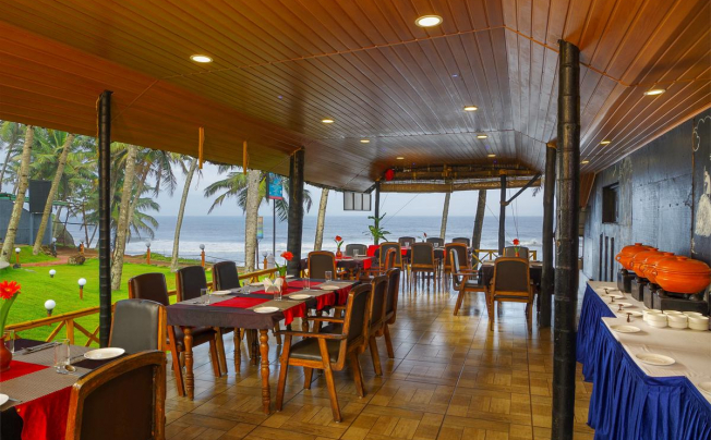 Отель Krishnatheeram Ayur Holy Beach Resort