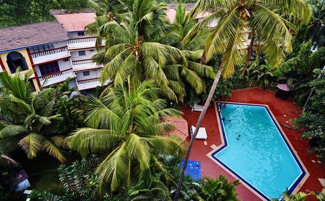 Mello Rosa Resort (ex. Hafh Resort)