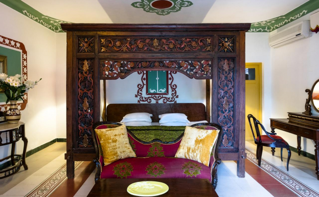 Отель Casa Anjuna