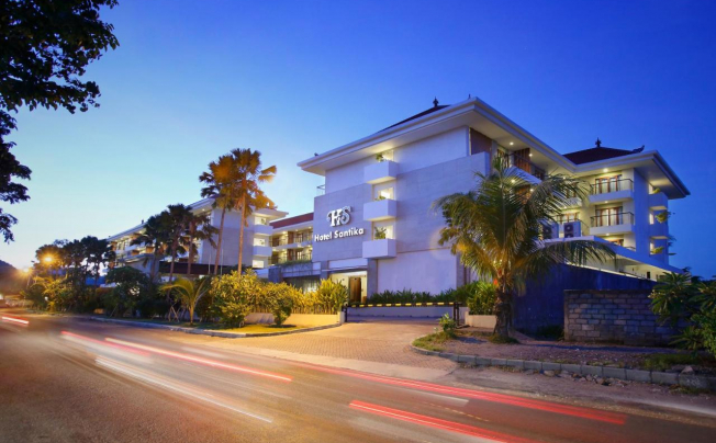 Santika Siligita Nusa Dua Hotel