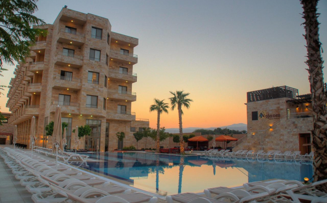 Ramada Resort Dead Sea (ex. Winter Valley Warwick Resort)
