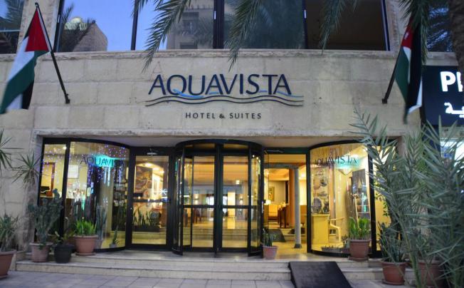 Aqua Vista Hotel & Suites Aqaba (ex. Aquamarina Iv)