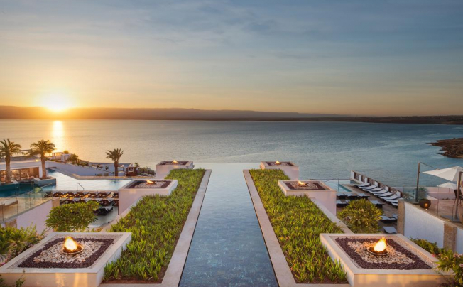 Hilton Dead Sea Resort & Spa Hotel