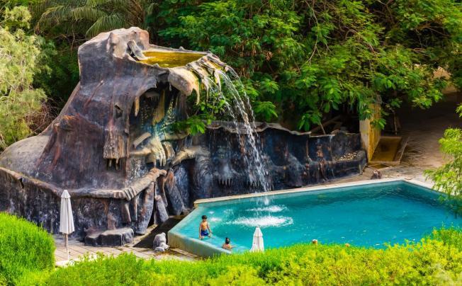 Main Hot Springs And Cascade Spa (ex. Evason Main Hot Springs Sixsenses & Spa)