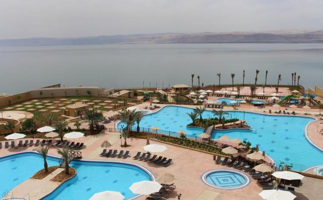 Grand East Dead Sea Hotel