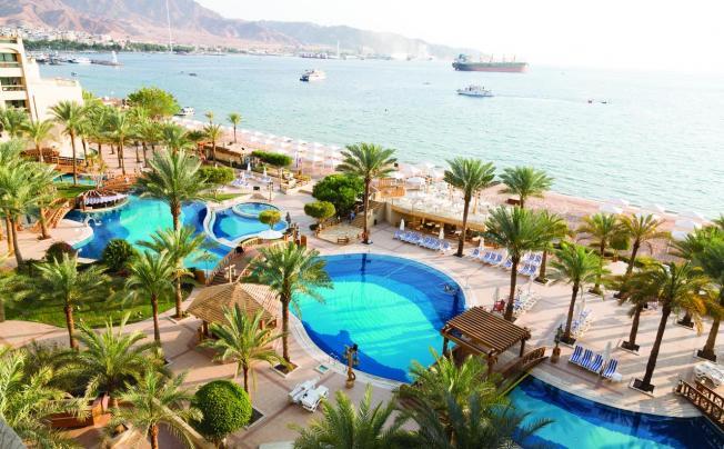 Intercontinental Aqaba Resort Hotel