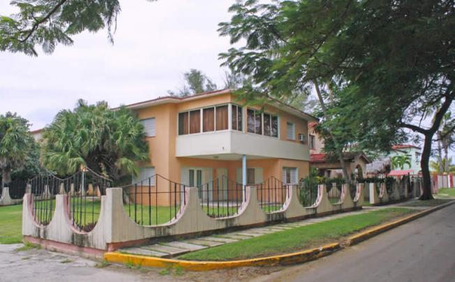 Отель Villa Islazul Sotavento