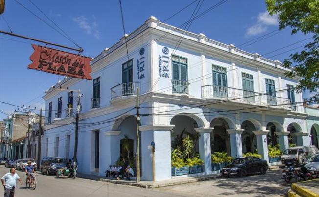 Отель Rijo Plaza