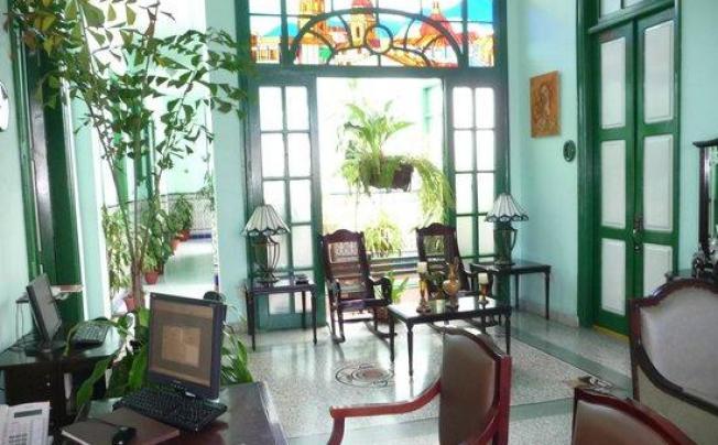 Отель San Basilio Hotel
