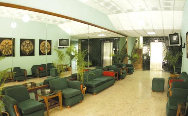 Отель Islazul Puerto Principe