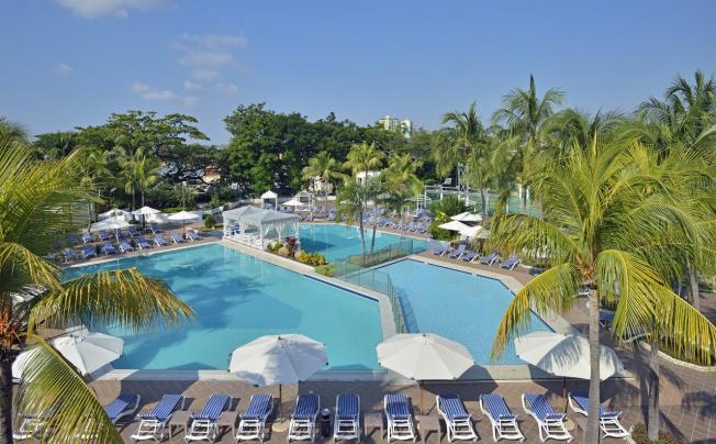 Отель Melia Santiago De Cuba