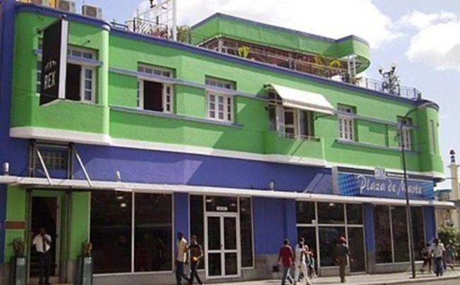 Отель Islazul Rex