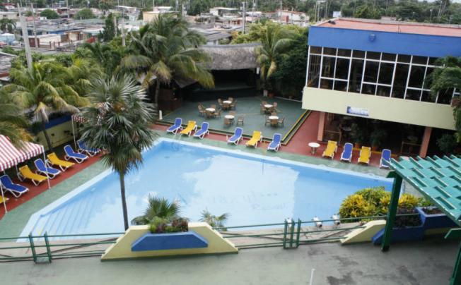 Отель Islazul Varazul