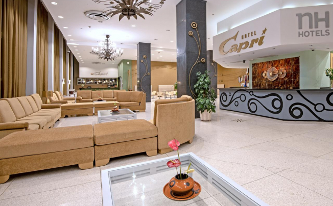Отель Nh Capri La Habana