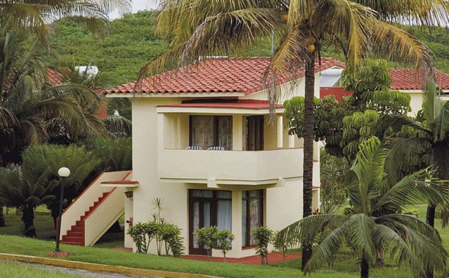 Отель Villa Islazul Rancho Hatuey