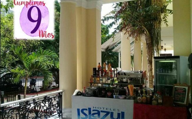 Отель Sercotel Paseo Habana (ex. Islazul Paseo Habana)