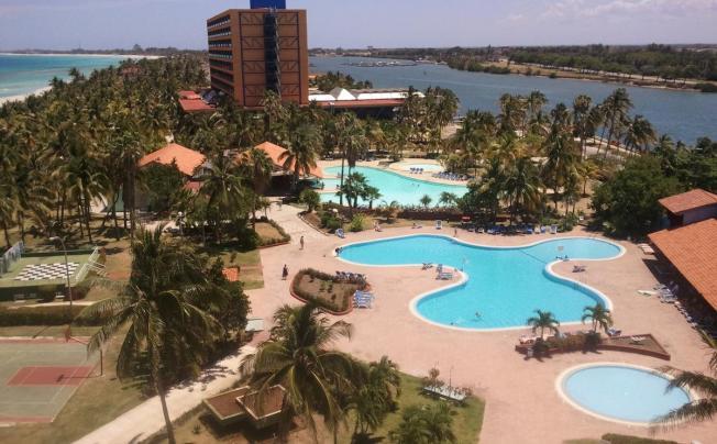 Отель Complejo Puntarena Playa Caleta (ex. Gran Caribe Puntarena & Playa Caleta; Bellevue Puntarena Beach Fun 4 Life)