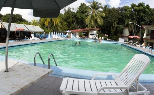 Отель Islazul San Juan