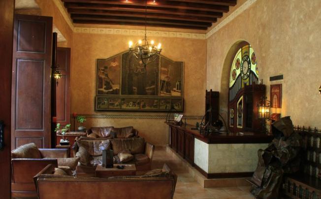 Отель Los Frailes Hotel