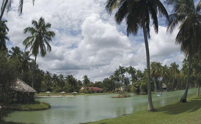 Отель Villa Islazul San Jose Del Lago