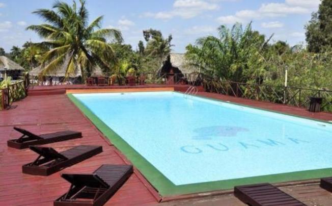 Отель Villa Horizontes Guama