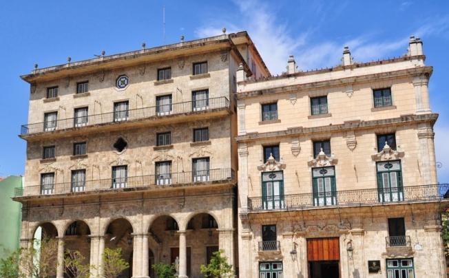 Отель Palacio Del Marques De San Felipe Y Santiago De Bejucal