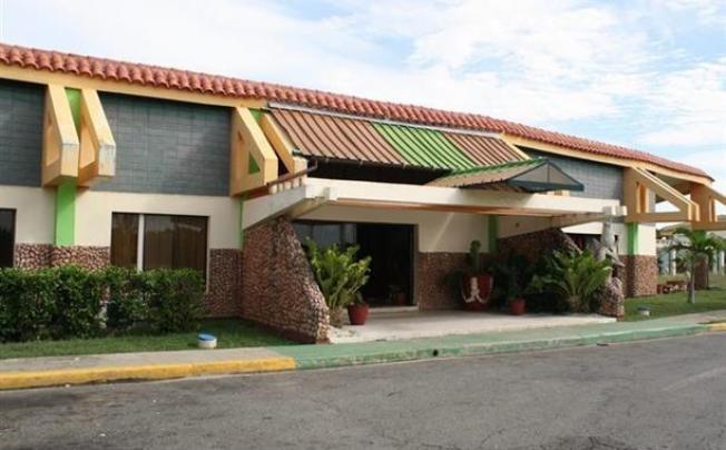 Отель Islazul Punta La Cueva