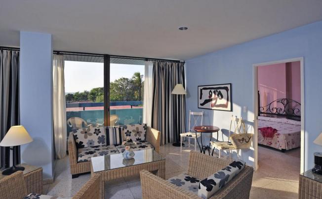 Отель Sol Varadero Beach   (ex. Sol Sirenas Coral)