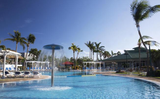 Отель Starfish Varadero (ex. Club Amigo Aguas Azules)