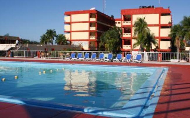 Отель Las Tunas