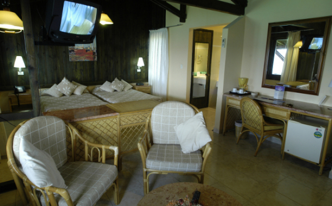 Отель Villa Las Brujas
