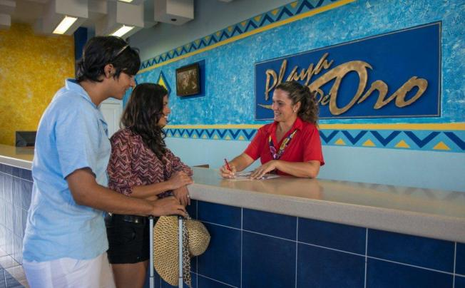 Отель Muthu Playa Varadero (ex. Mercure Playa De Oro; Coralia Club Playa De Oro Varadero)