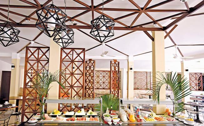 Отель Starfish Las Palmas (ex. Mercure)