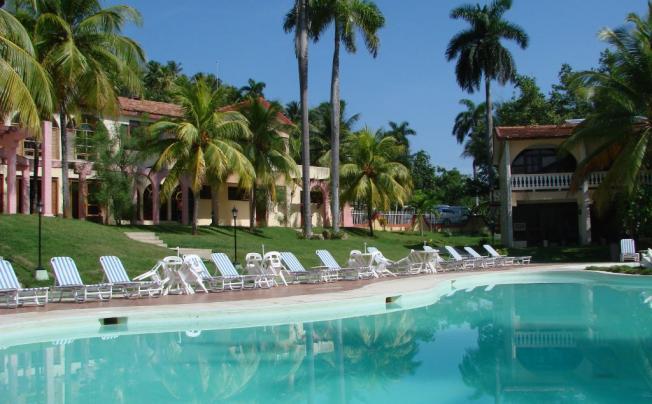 Отель Porto Santo Hotel (ex. Hotel Villa Gaviota Baracoa)
