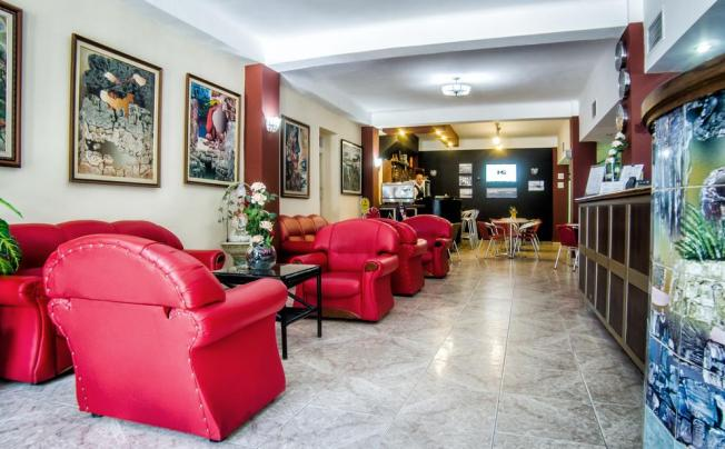 Отель Sercotel Caribbean (ex. Islazul Caribbean)