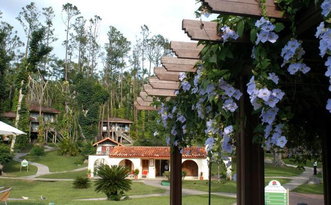 Отель Rancho San Vicente