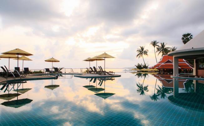 Отель Samui Buri Beach Resort (ex. Mercure Samui Buri Resort)