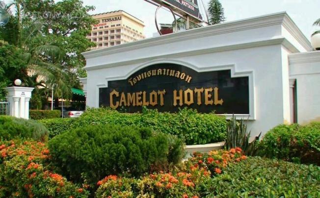 Отель Camelot Hotel Pattaya