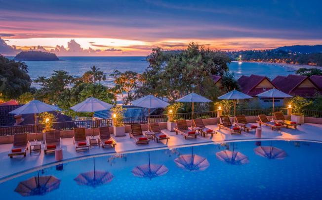 Отель Chanalai Garden Resort (ex. Tropical Garden Resort)