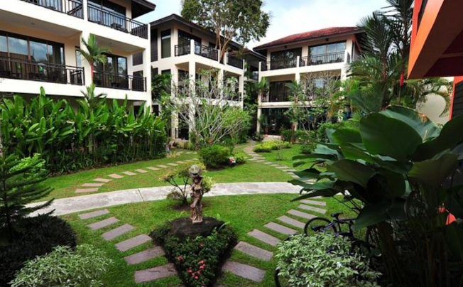 Отель Hive Khaolak Beach Resort (ex. Khaolak Diamond Beach Resort & Spa)