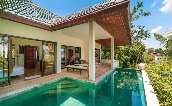 3 Bedroom Sea View Villa Plai Laem