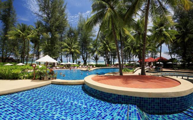 Отель Dusit Thani Laguna Phuket