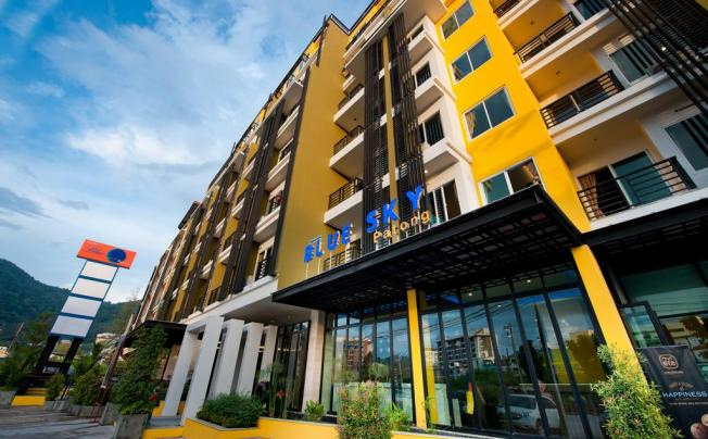 Tuana Blue Sky Resort (ex. Blue Sky Hotel Patong Phuket)