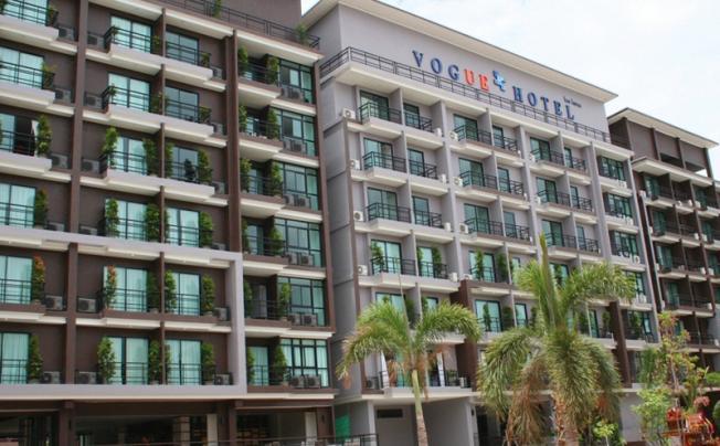Отель Vogue Pattaya Hotel